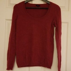 Talbots cashmere sweater